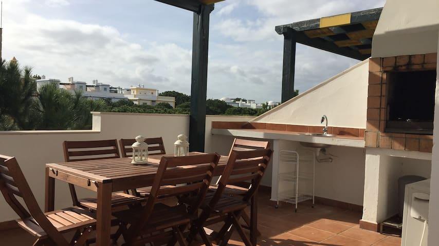Algarve - Praia Verde - Portugal - Castro Marim - Hus