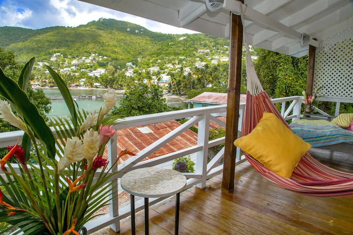 A Beautiful Beach House in Laborie