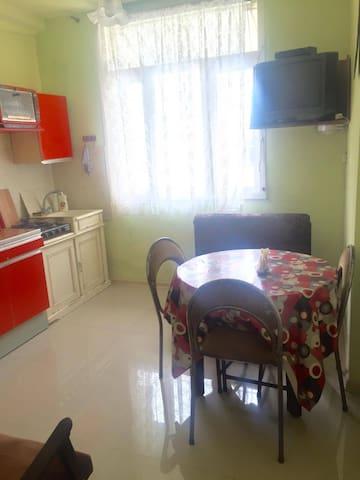Kobuleti, Adjara region,Georgia-Sunny appartment - Kobuleti - Lägenhet