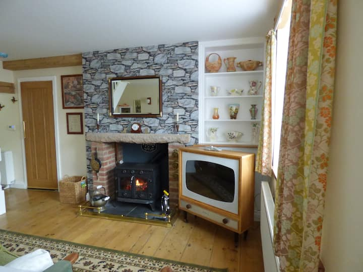 Peartree Cottage 1960's experience