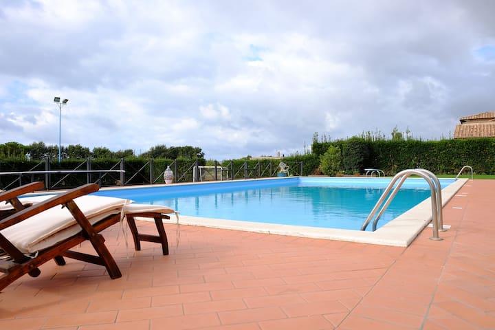 Amazing villa with pool - Cerveteri - Villa