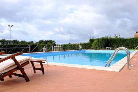 Amazing villa with pool - Cerveteri - Villa