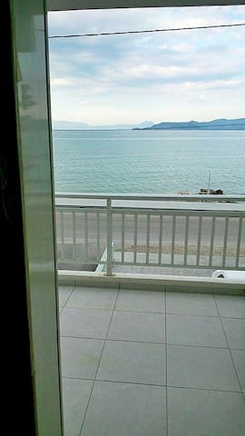 Vrachati! new apartment on the sea! - Korinthia - Apartament