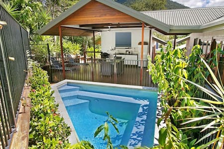 Bonita Vida  Private Couples Villa - Palm Cove