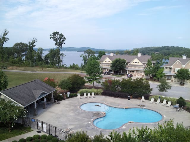 Awesome Lakefront Condo on Lake Logan Martin - Talladega - Kondominium