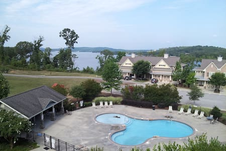 Awesome Lakefront Condo on Lake Logan Martin - Talladega