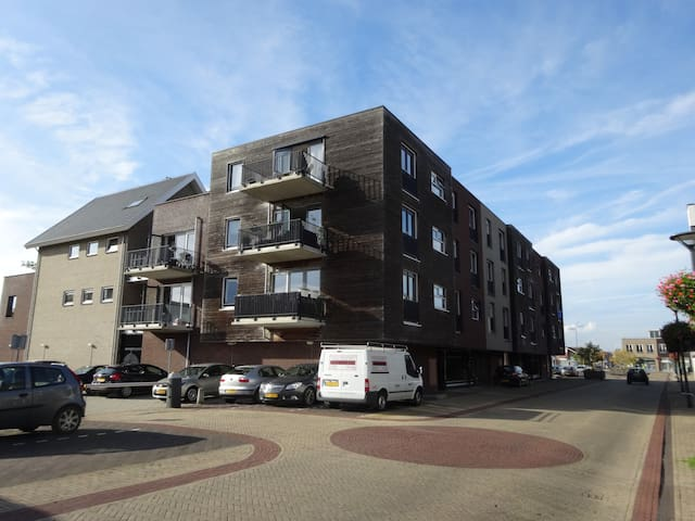 Aalsmeer (20 min to Amsterdam) by car or bus - Aalsmeer - Wohnung