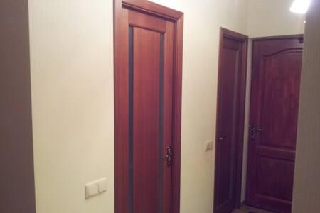 Apartment close to city Center 15 min - Riga