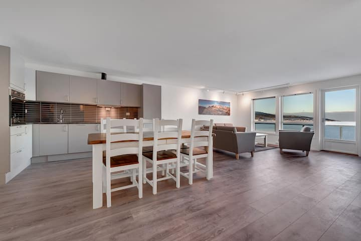 Lyngen Experience Apartments, Fugleøya