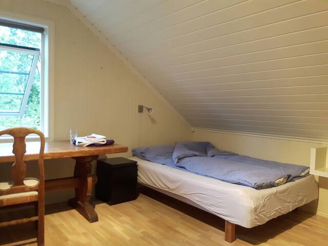 Cozy country side double room 2 - Akershus - House