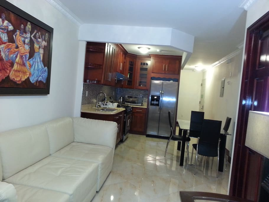 Great furnished 1 bedroom with private bathroom for Rooms for rent in nyc with private bathroom