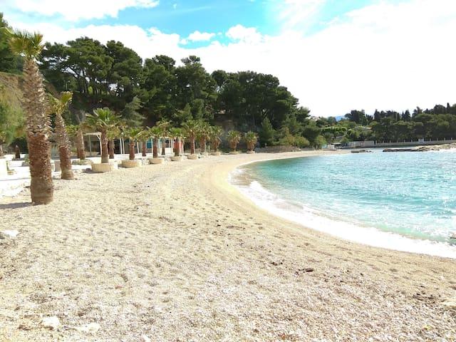 Beach Kaštelet - May 2019