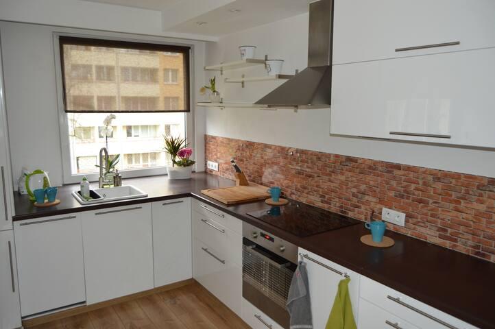 Elegant, sunny apartment in Mokotów - Warszawa - Apartment
