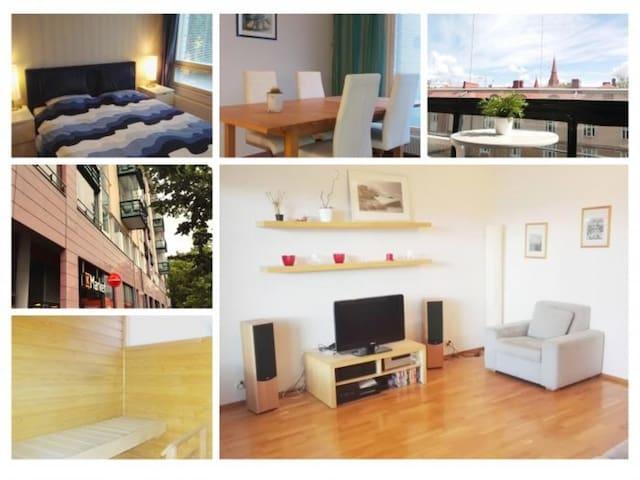 ❤️Idéalement situé+sauna+balcon+0€ FRAIS DE MENAGE