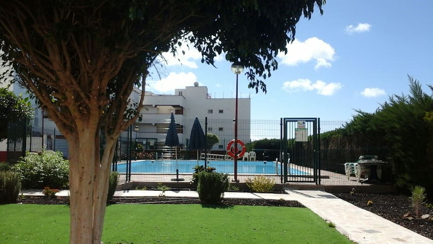 Cozy Duplex in the south of Tenerife - Cho II - Apartament