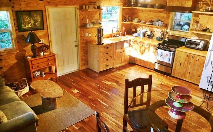 Botanical Sanctuary Barn Guesthouse