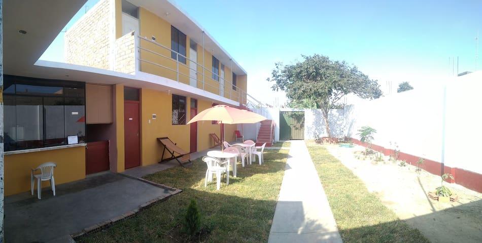 Hospedaje / Restaurant  EL ROSAL Campiña de Supe
