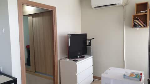 Apartemen Fasilitas Hotel-Green Palm Residences
