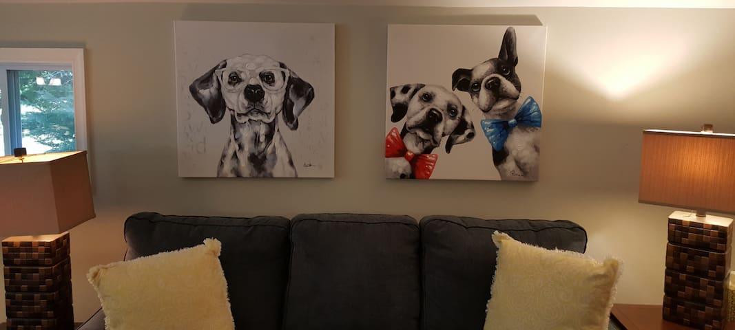 Doggie Suite - Mansion Farm Inn