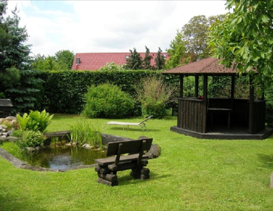 Ferienwohnung garten der steine houses for rent in for Garten der steine
