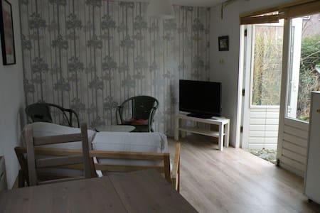 Leuk zomerhuis in Sassenheim - Sassenheim - Cabaña