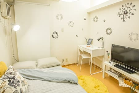 Near Shin-Osaka Station!8 minutes/roomNo.405 - Οσάκα - Διαμέρισμα
