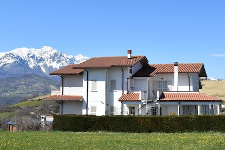 Villa Collecimino - apt. 3 - San Giorgio - Huoneisto