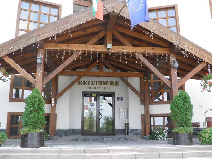 Belvedere HolidayClub Apartment VIP 68H SPA$POOL
