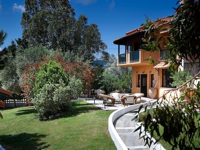 cosi  appartment  with exellent sea view - Kampos Marathokampou - Apartament