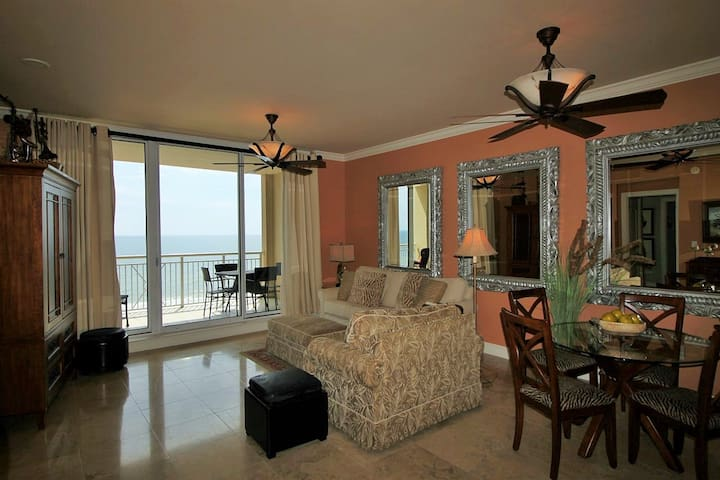 Indigo East 604-2BR+DEN ON BEACH!  - Perdido Key