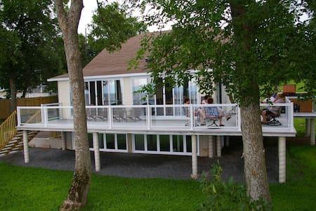 L'Échouerie - Vivre sur le fleuve - Berthier-sur-Mer