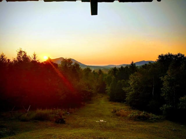 Sunrise ridge cabin