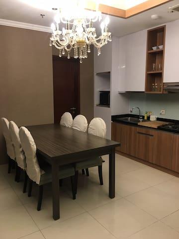 Modern apartment in Kuningan CBD Area