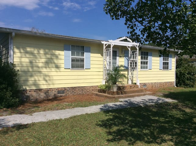 Private Room & bath, Pets OK, Calabash, NC - Calabash - House