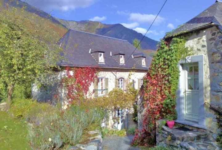 studio  de village de montagne