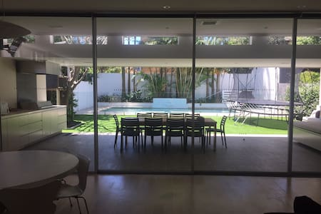 Chic Family Beachside House with Pool, Spa - Bronte - House