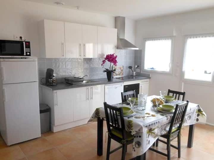 House with 3 bedrooms in Blaye, with enclosed garden and WiFi