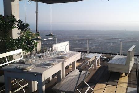 Versilia coast panoramic house
