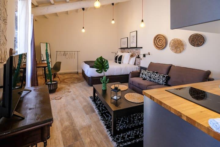 Appartement Studio bis
