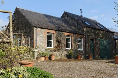 Converted stables - fishing lodge - Galashiels - Lain-lain