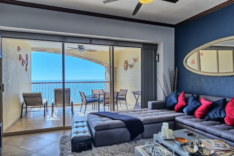 Deluxe Oceanfront Retreat,  Enjoy the experience!