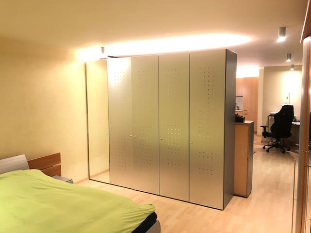 Appartement, near ZUG, free parking and cleaning