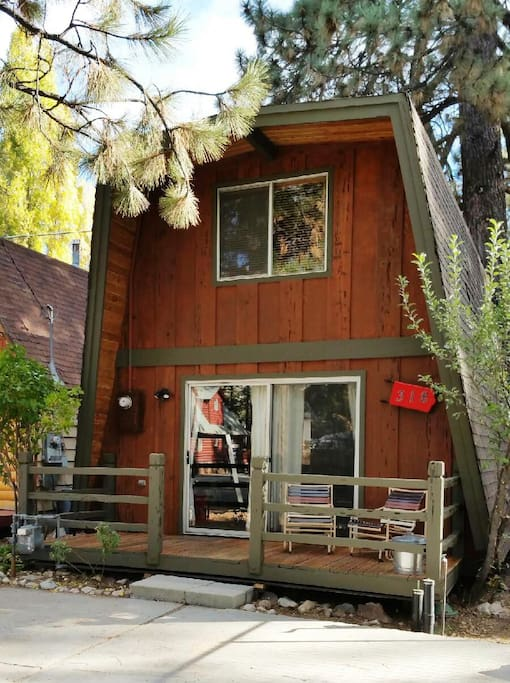 Cozy big bear cabin cabins for rent in big bear Big bear cabins california