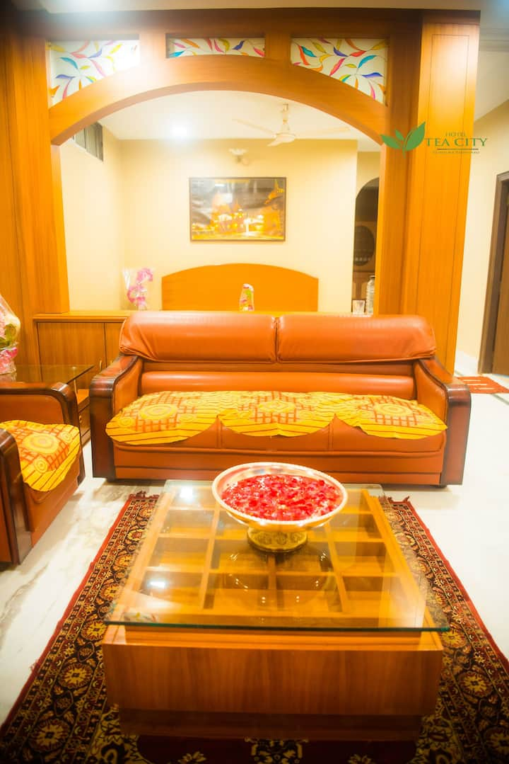 Homestay by Tea City - 3BHK Apartment