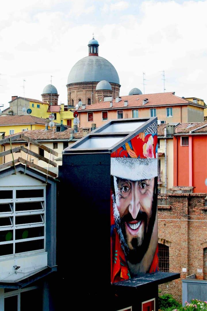 Casa Modena Via Borelli 91