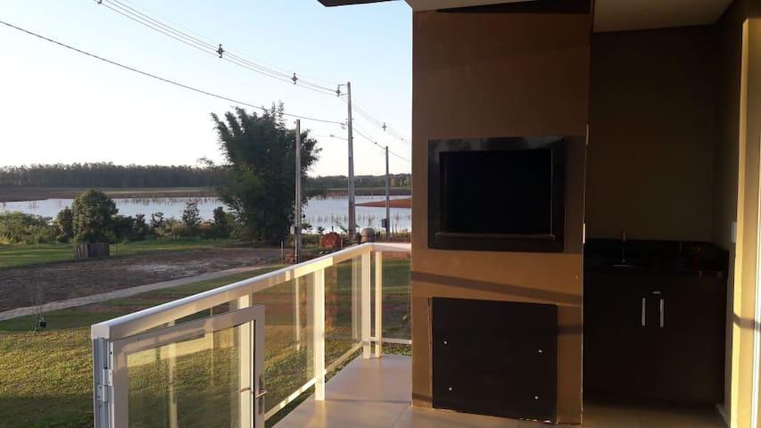 Casa na Barragem: Ótimo local para descanso/lazer