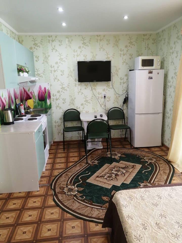 Квартира-студия в Тобольске