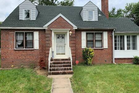 Basement Suite near Philadelphia & South Jersey