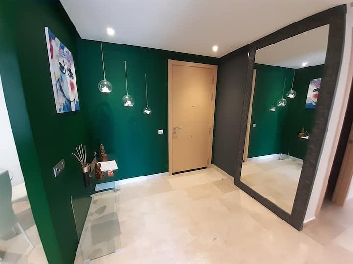 Apartment 130m² / 3 bedrooms / Prestigia Hay Riad