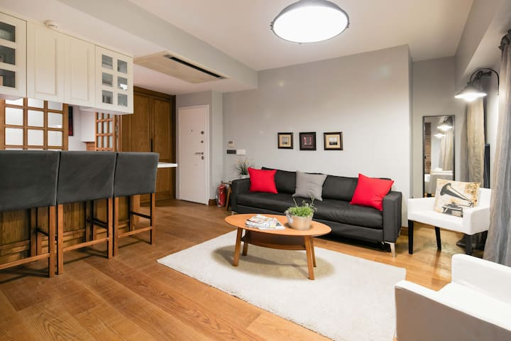 Stylish&Cozy apartment in Beyoglu